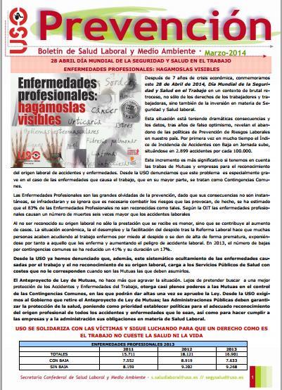 Boletin Salud Laboral