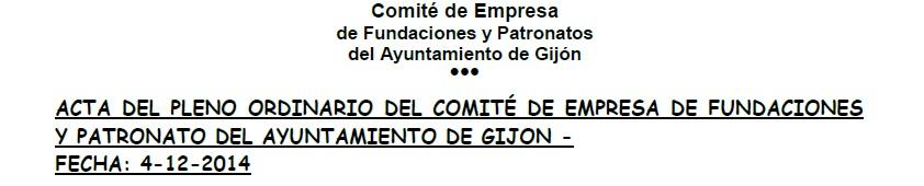 Acta Comité 04-12-2014