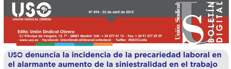 Boletín Sindical digital 494
