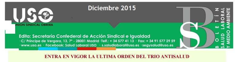 Boletín-Salud-Laboral-Diciembre 2015